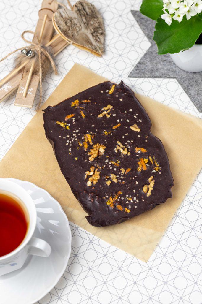 Christmas Vegan Chocolate
